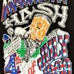 Hash Boy OCHHH Mammoth Hash Beer Ride (1999) Tank Back