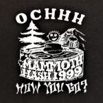 Hash Boy OCHHH Mammoth Hash Beer Ride (1999) Tank Front