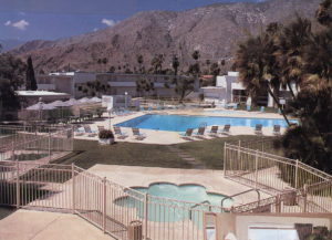 Palm Court Inn Palm Springs Photo (1999)