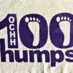 OC Hump Hash 100th Run Long-Sleeve Tee Front