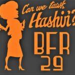 OCHHH Betty Ford Rehab Hash XXIX Tee Shirt Sleeve (2015) Joan Rivers