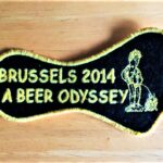 Brussels Beer Odyssey Hash Patch (2014)