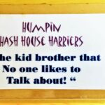 Humpin Hash House Harriers Name Tag