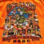 OCHHH Betty Ford Rehab Hash XXX Celebrities Hare Tee Shirt Back (2016)