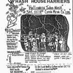 OCHHH Halloween InterHash (1987) rego Flyer