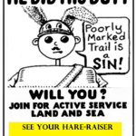 Hash Boy Do Your Duty Poster Meme- Hare-Raiser